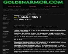 GoldenArmor