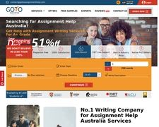 GOTO Assignment Help