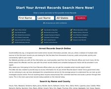 Government Arrest Records