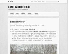 Grace Faith Church