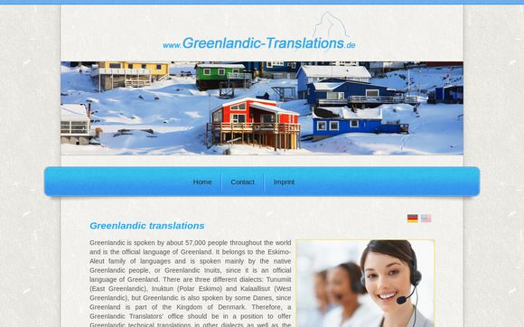 Greenlandic-Translations