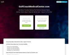 Gulfcoastmedicalcenter.com