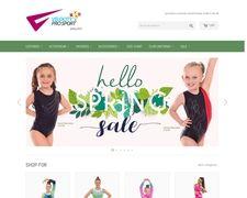 Gymnastic Leotards