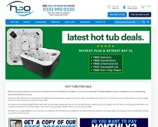 H2O Hot Tubs UK