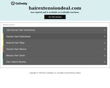 Hairextensiondeal