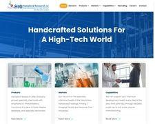 Hampfordresearch.com