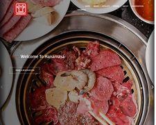 Hanamasa restaurant
