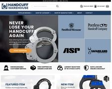 HandcuffWarehouse