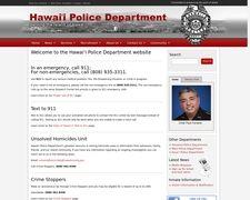 Hawaii Police Department