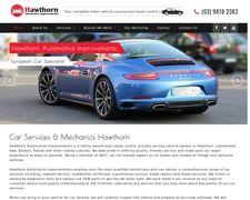 Hawthornautomotiveimprovements.com.au