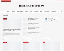 Headlinesoftoday.com