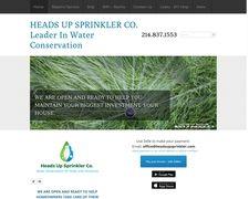 Heads Up Sprinkler Co.