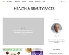 Health & Beauty Facts