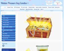 Hidden Treasure Soy Candles