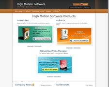 High Motion Software