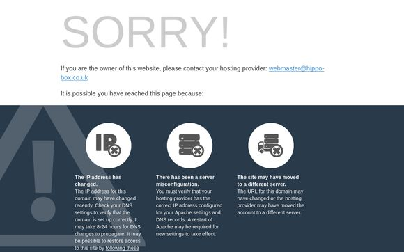 Hippo-box.co.uk