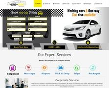 Taxi Hire In Chandigarh