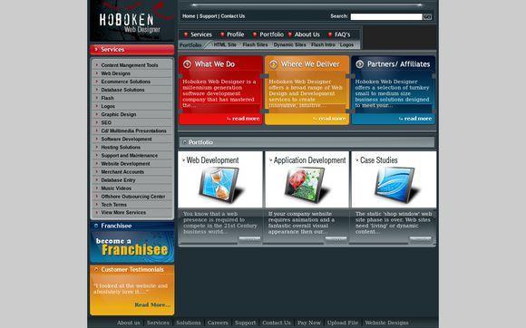 Hoboken Web Designer