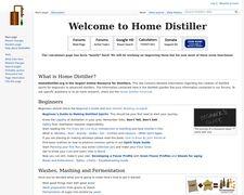 HomeDistiller.org