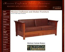Mission Craftsman and Shaker Furniture
