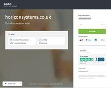 Horizonsystems.co.uk