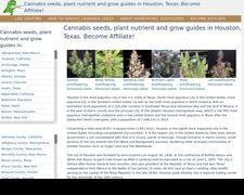 Houstoncannabis.ml