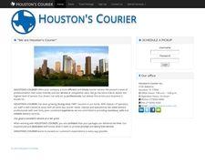 Houston's Courier Services