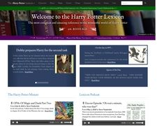 Harry Potter Lexicon