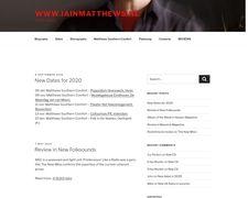 Iainmatthews.nl
