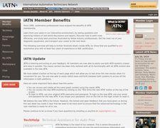International Automotive Technicians Network