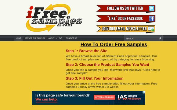 iFreeSamples
