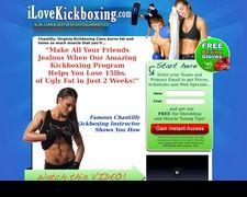Chantilly VA Kickboxing Classes