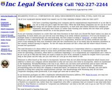 Inclegalservices