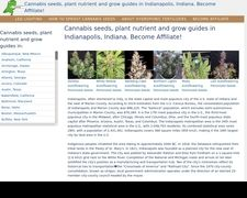 Indianapoliscannabis.ga