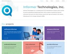 Informer Technologies