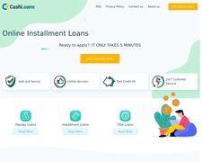 Installment Cash Loans