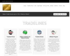 Tradelines For Sale