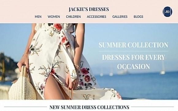 Jackie's Dresses