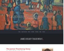 James Thackwray