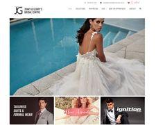 Jennyandgerrysbridal.com.au