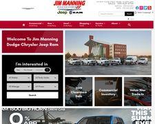 Jimmanningdodgechryslerjeep.com