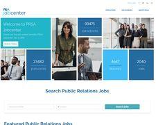 PRSA Job Center