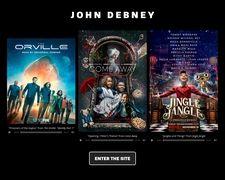 Johndebney.com