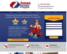 Jonesexcavatingplumbing.com