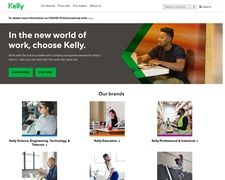 Kellyservices.com