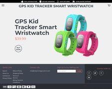 KidsSmartGPSWatch