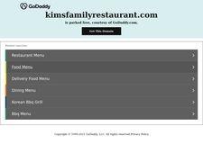 Kimsfamilyrestaurant.com