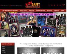 Kiss Army Warehouse