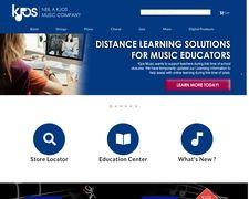 Kjos.com