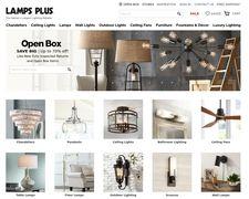 Lamps Plus Open Box